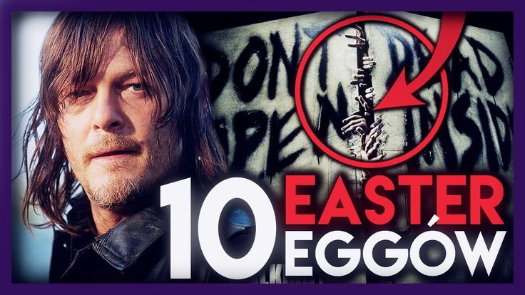 10 Easter Eggów - THE WALKING DEAD! | Dafuq