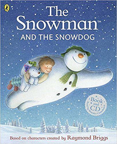 The Snowman and the Snowdog: Amazon.co.uk: Raymond Briggs: 9780718196561: Books