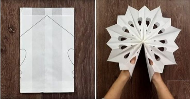 20 Fantastic Paper Snowflake Designs You Can Make With Your Kids. Let it show! Let it snow! Let it snow!