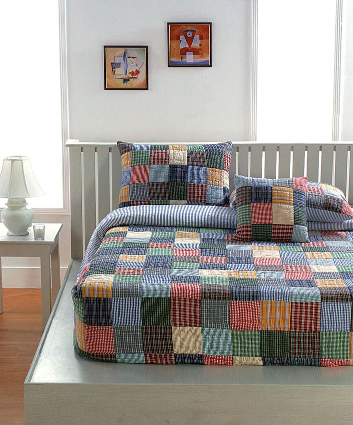 Like this quilt for my little man