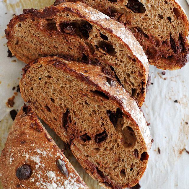 preston hill bakery chocolate bread