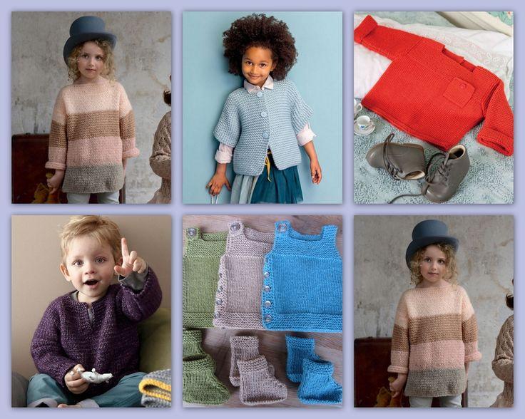 Une question se pose : Quelles dimensions pour un pull ou gilet enfant