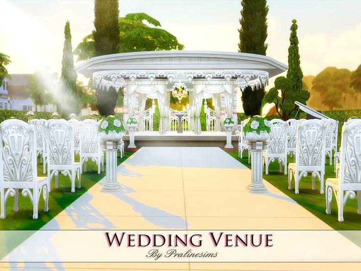 Pralinesims' Wedding Venue