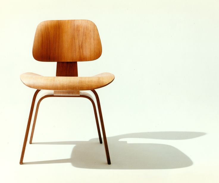 Eames Molded Plywood Chair, 1946.