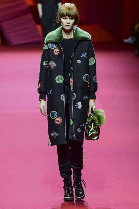 Shiatzy Chen, Automne/Hiver 2017, Paris, Womenswear