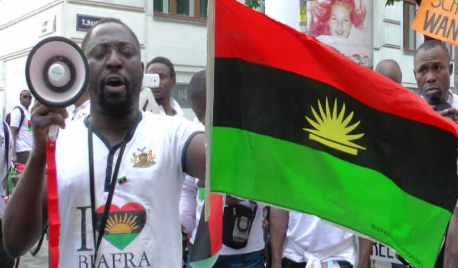 Shops Schools Institutions Shutdown in Anambra Over IPOB/MASSOB Sit at Home Order       By Okechukwu Onuegbu  News48hour.com reports that the sit-at-home ordered by IPOB/MASSOB today Friday has threw so many Northerners resident in Awka the capital of Anambra State into confusion even as parents withdrew their wards from school.    Our reporter while coming to office in the morning recounted his encounter with a Kogite who was informing his beloved on phone that Our Chairman warned us to be…