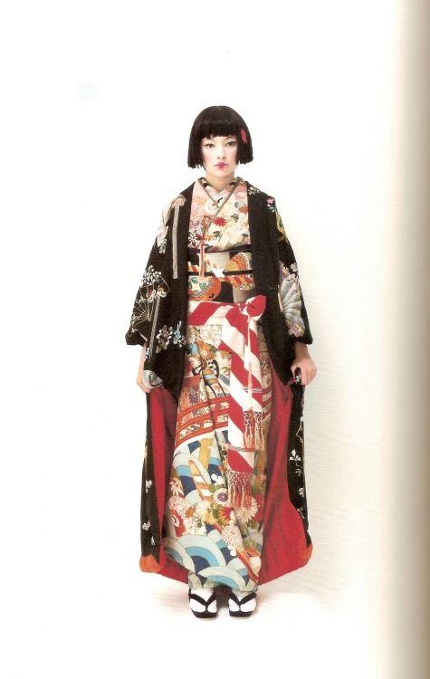 taishou-kun:  Kimono-hime / Kimono姫 7 - Shodensha Mook 祥伝社ムック - October 2007