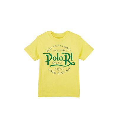 t-shirt logotypé