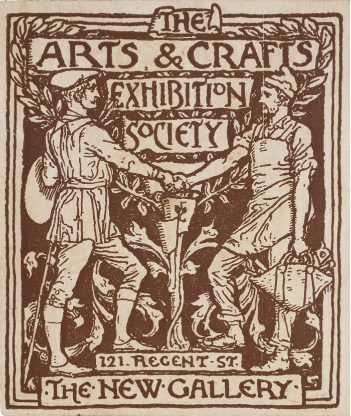 Arts And Crafts Movement 1850 1900 Arts And Crafts Interiors Arts And Crafts Movement Art And Craft Design