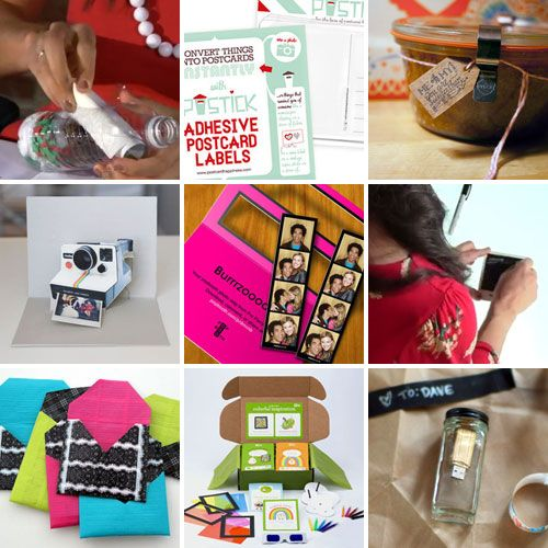 These creative ideas for sending snail mail will have you ready to go postal!