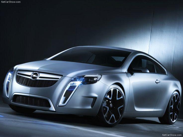 2007 Opel Gran Turismo Concept. Opel is nog een van de andere Duitste merken