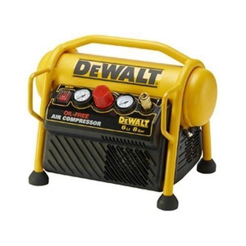 DeWalt DPC6MRC-QS-Compresseur 6 Litres: Cet article DeWalt DPC6MRC-QS-Compresseur 6 Litres est apparu en premier sur Votre courtier en…
