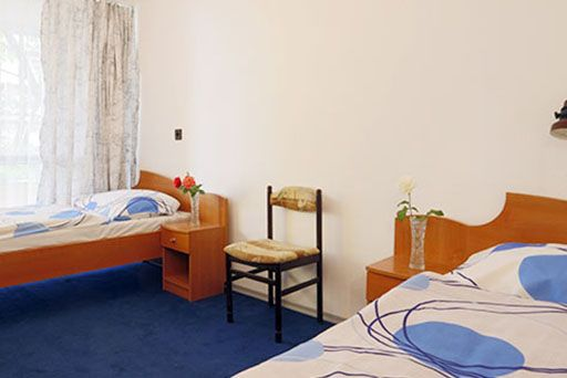 Looking for a cheap stay during Balaton Sound then overnight at Radio-Inn Hostel in Siófok, Hungary!