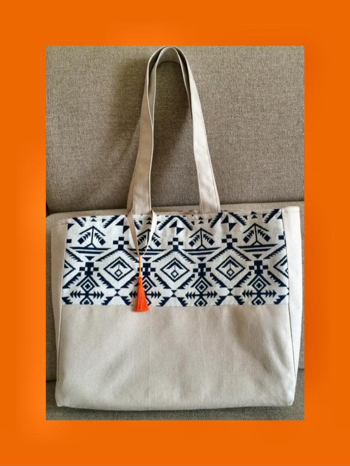 Handtasche Ethno