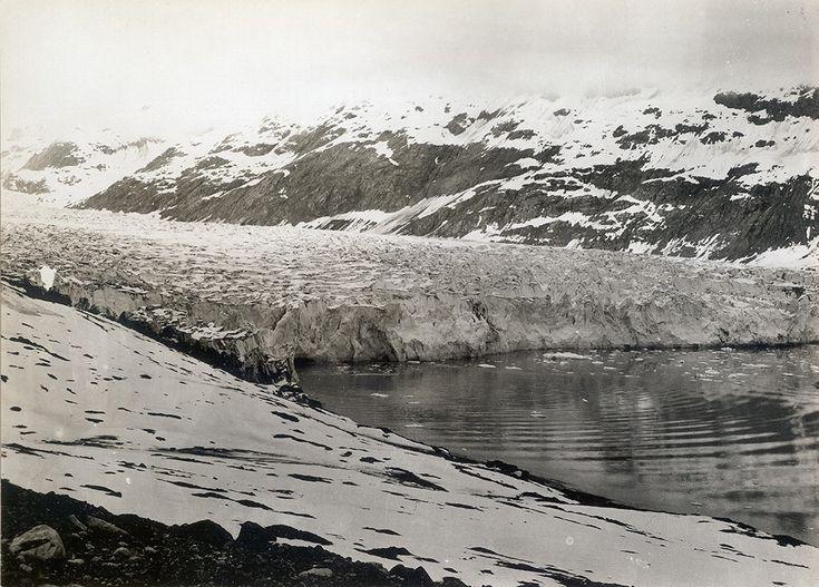 A Reid gleccser 1899