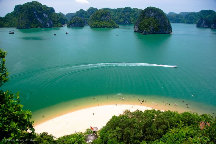 Most Beautiful Beaches In Halong Bay