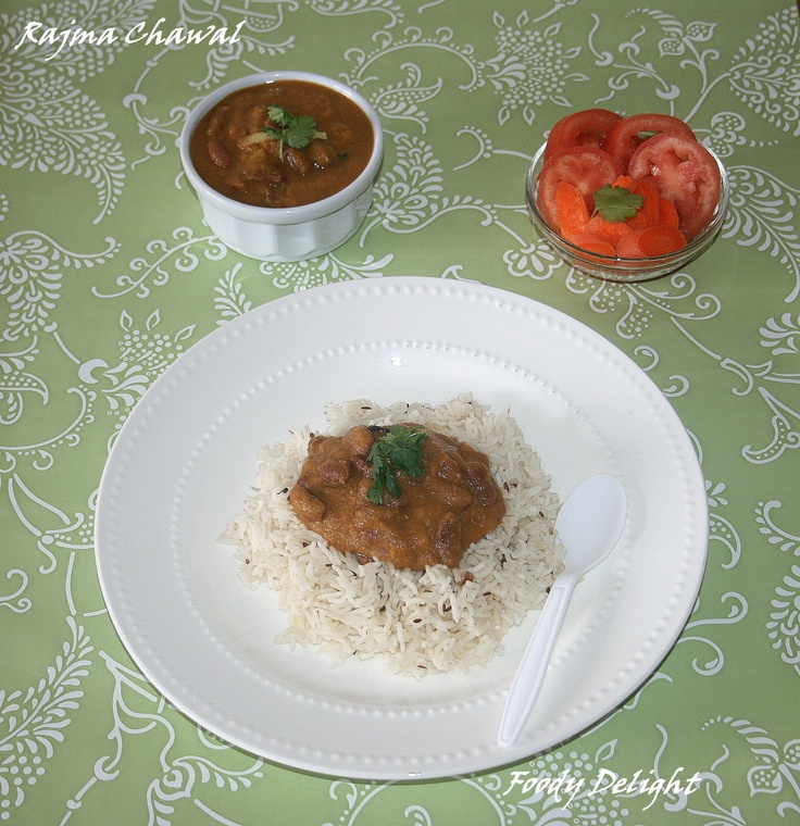 Rajma Chawal is the very popular combo meal of Punjab. The rajma masala posted today is prepared in dhaba style. Truly telling I was really impressed by its taste, even my hubby appreciated me for this special rajma chawal.