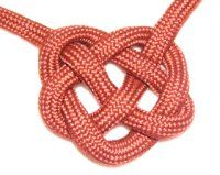 Celtic Heart Knot - another tutorial - with numbered steps
