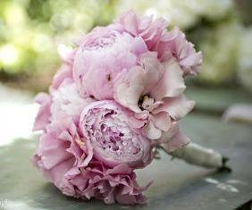 Enchanted Florist Las Vegas-pink peonies and lisianthus