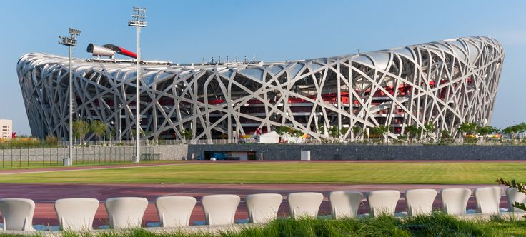 Pekin Ulusal Stadyumu #Pekin, #Çin #China #Beijing (北京)