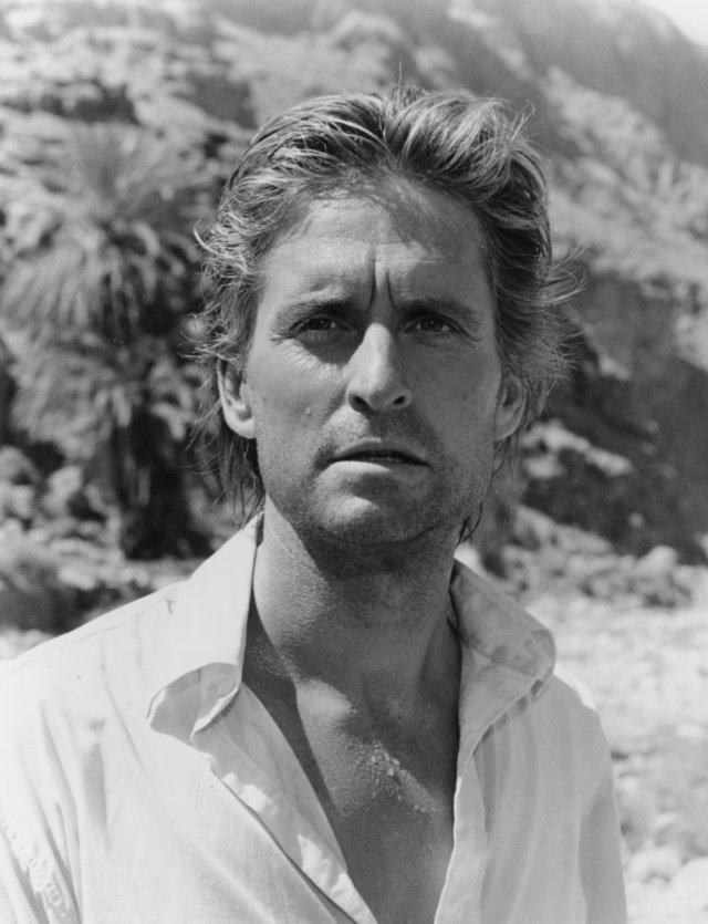 Still of Michael Douglas in The Jewel of the Nile