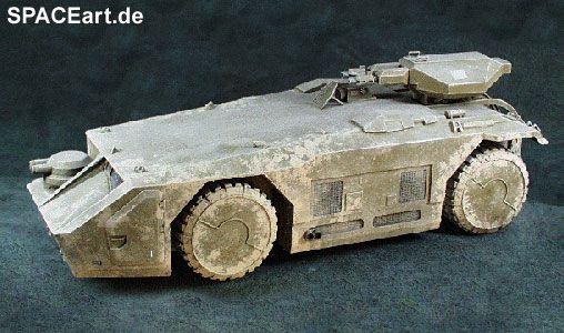 Alien 2: A.P.C. Armoured Personnel Carrier » Typ: Modell-Bausatz » Hersteller: Halcyon » https://spaceart.de/produkte/al132.php
