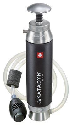 "Katadyn Pocket Water Filter: """"""The Katadyn Pocket Water Filter is the… #camping #hiking #outdoors #shooting #fishing #boating #hunting"