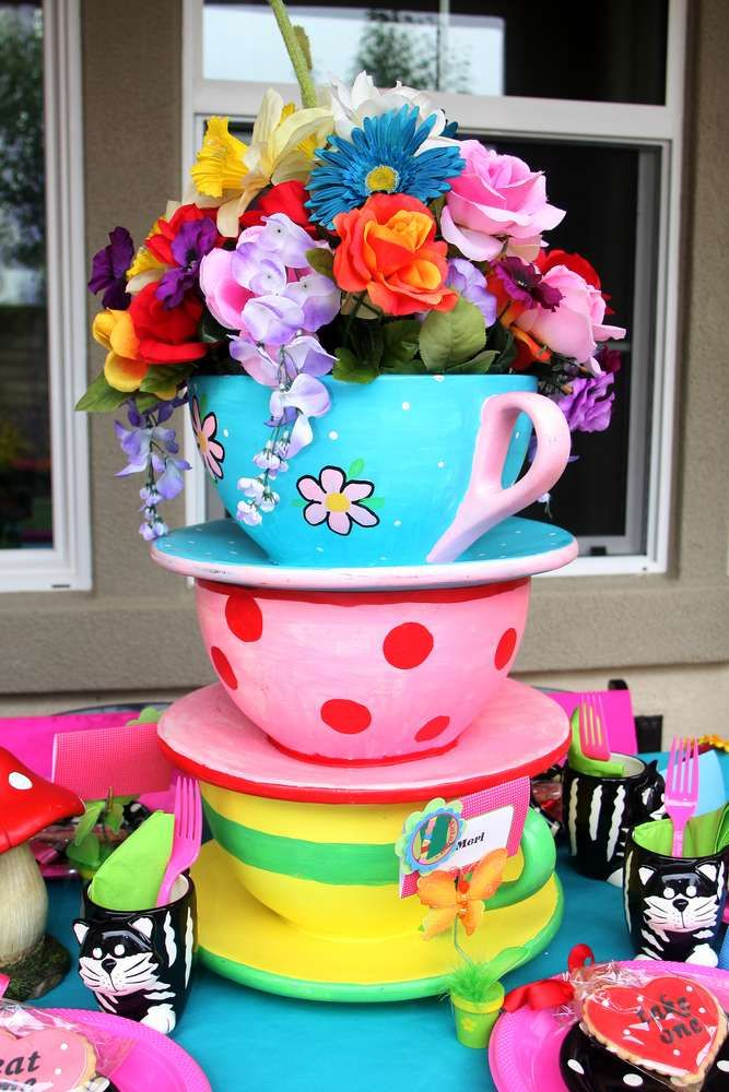 106 best images about alice in wonderland party on