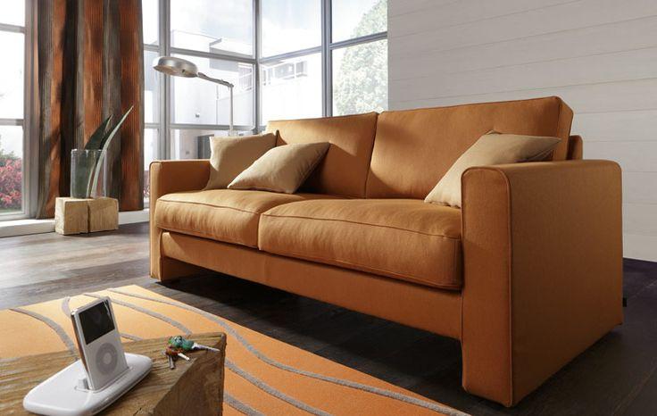 Oltre 1000 idee su divano arancione su pinterest for Divano yoko