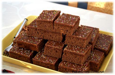 Pullahiiren leivontanurkka: Mokkapalat