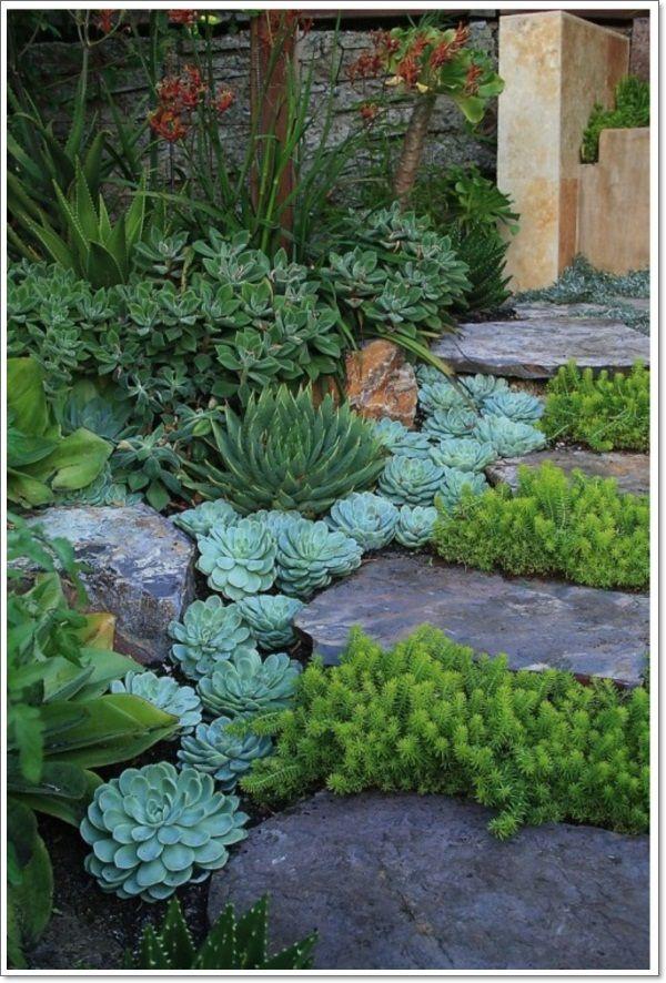 rock garden ideas