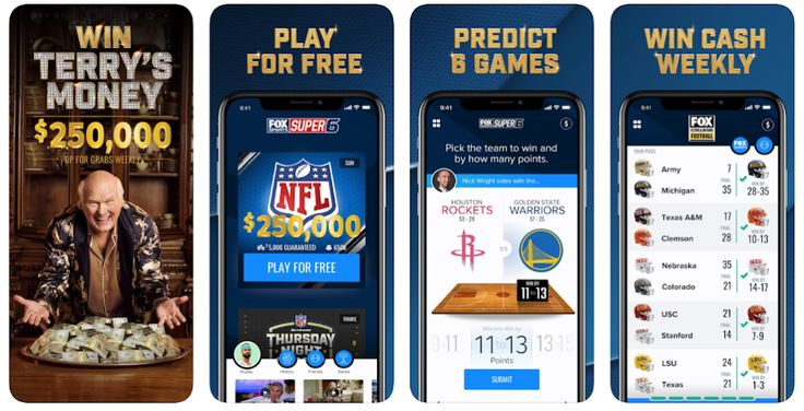 What is the Fox Sports Super 6 App? How To Play & Win