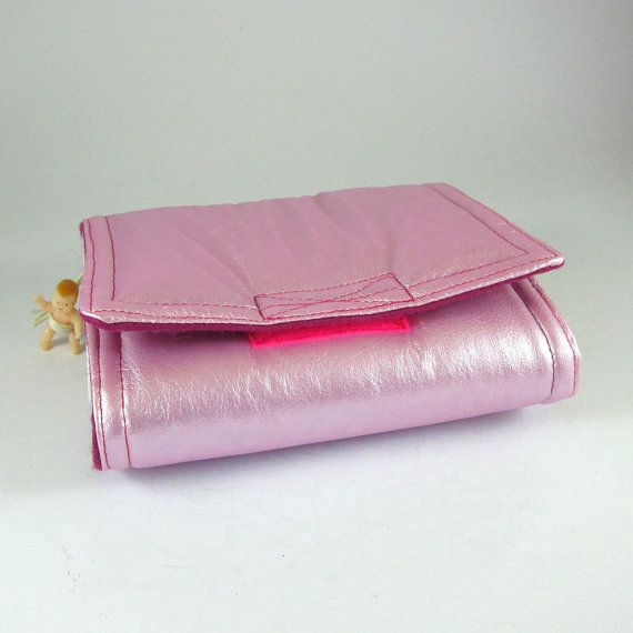 Journal blank soft bound notebook with baby bookmark by palepink, kr275.00