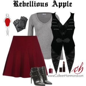 Rebellious Apple