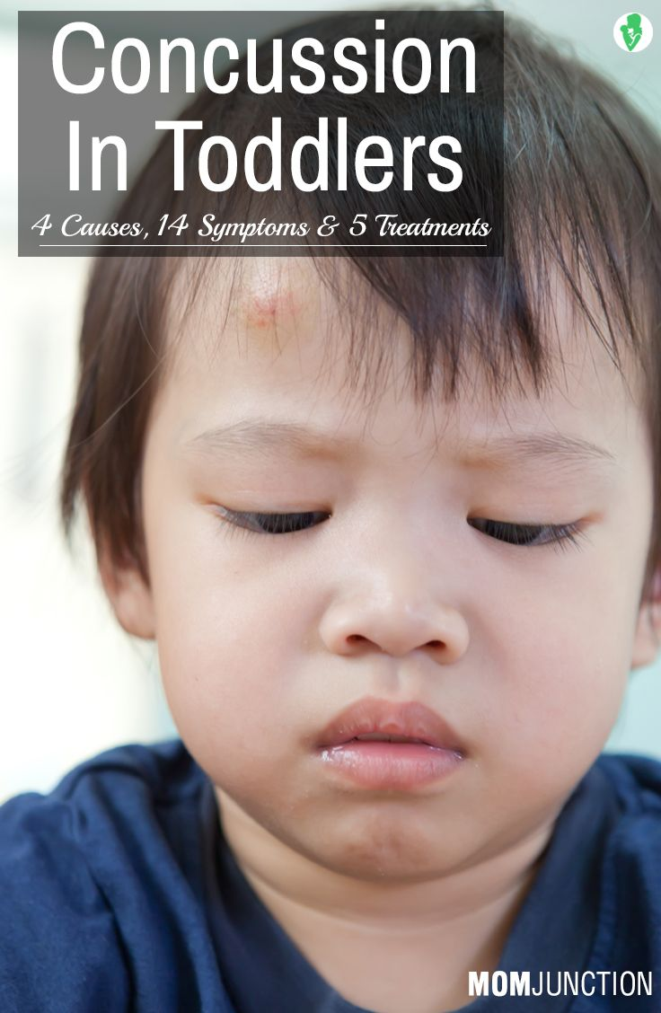 Concussion In Toddlers – 4 Causes, 14 Symptoms And 5 Treatments