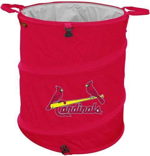 Saint Louis Cardinals St. Collapsible Trash Can Cooler