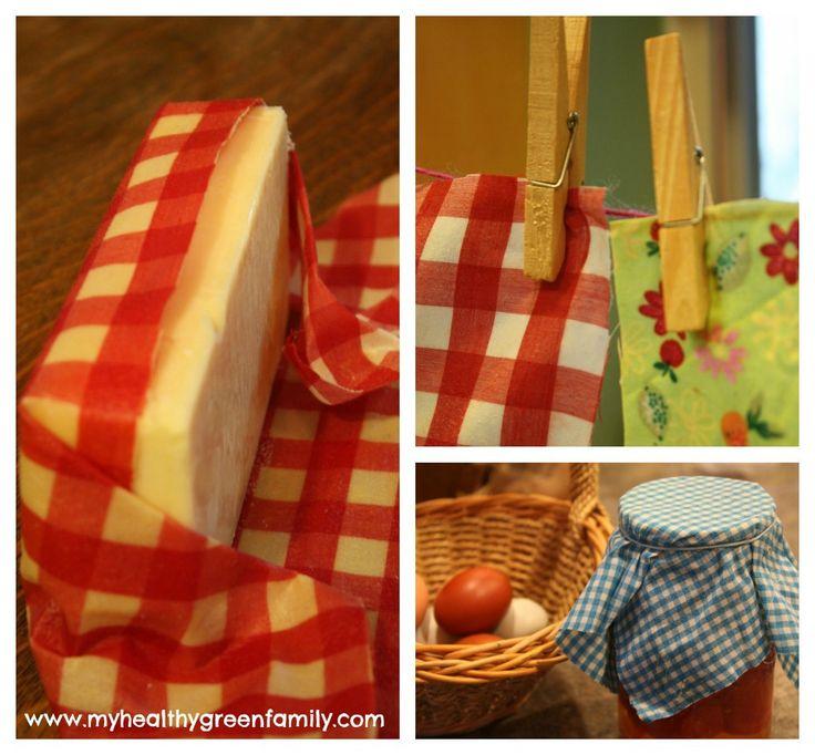 Plastic Wrap Alternative My Healthy Green Family