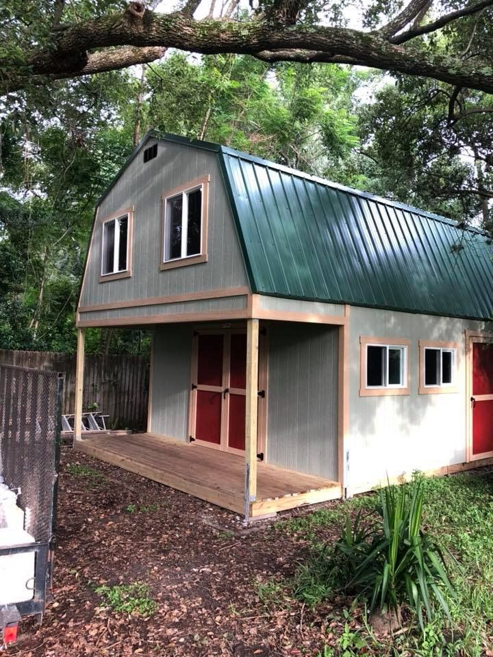 Pin On Custom Buildings Sheds