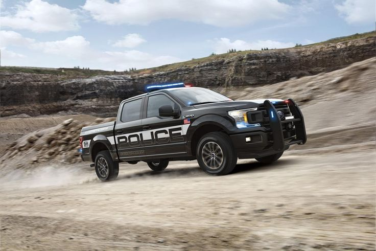Ford announced on Thursday that it's adding an even more hardcore F-150-based police car to its lineup. Following up on the F-150 Special Service Vehicle, the new Police Responder gets a twin-turbocharged power, a 10-speed automatic transmission, and enough suspension and brake upgrades to chase…