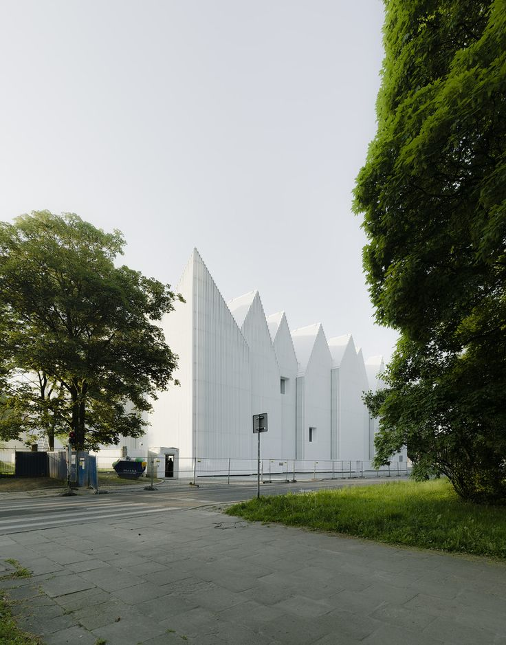 Gallery of Philharmonic Hall Szczecin / Estudio Barozzi Veiga - 2