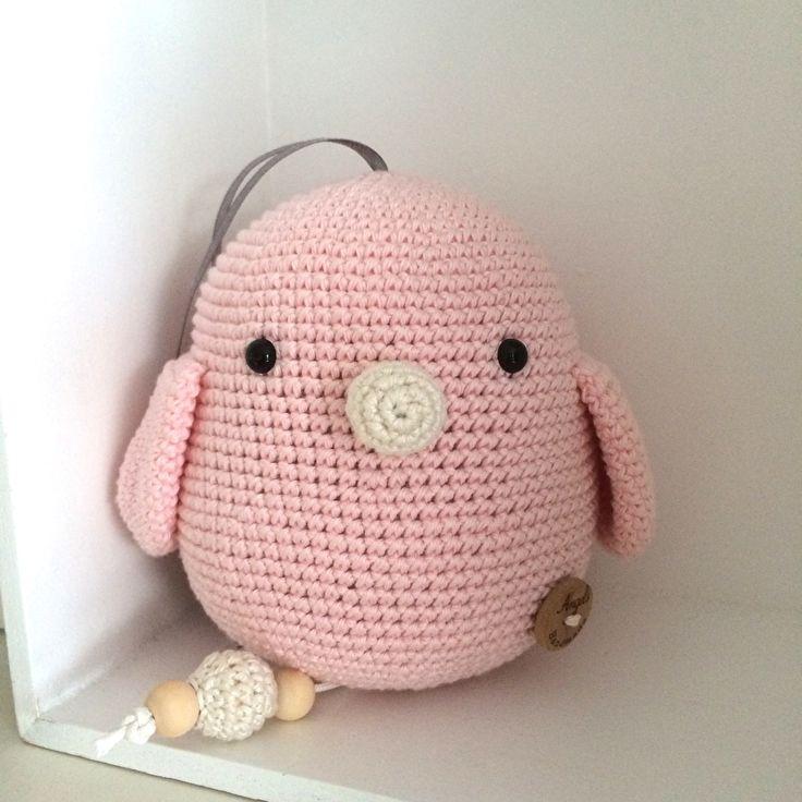 27 best Muziekdoosje haken images on Pinterest | Crochet baby ...