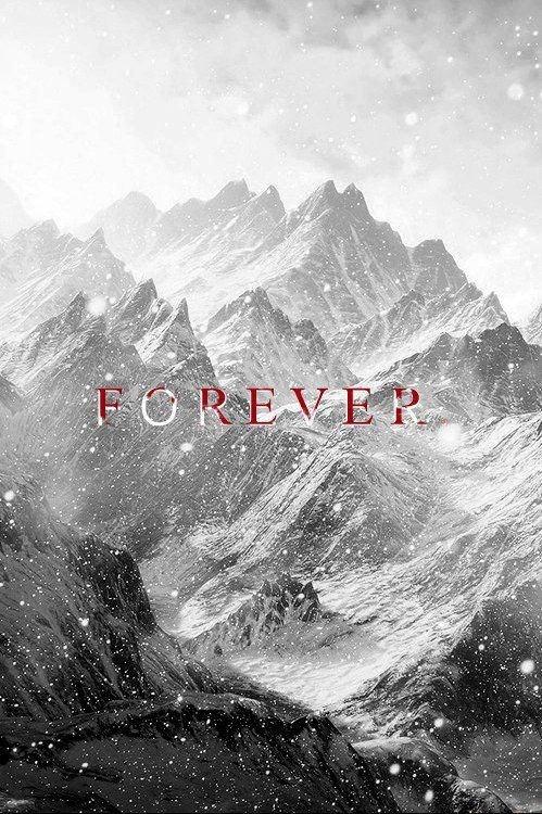 """FOREVER""-Bella & Edward Cullen"