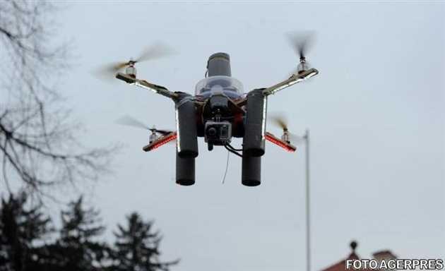 Guvernul german a aprobat miercuri reguli mai stricte privind utilizarea dronelor în special pentru a spori securitatea în spatiul aerian