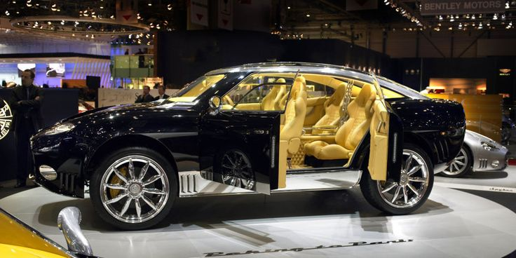 Despite the clumsy name, we still loved the D12 Peking-to-Paris because it was a Spyker. Back in 2006, after the launch of the C8 Laviolette, Spyker decided that it wanted in on the luxury SUV business. Borrowing a W12 engine from Audi, the D12 made 500 hp and had AWD. Production was expected to start the following year, but never did. In 2014, Spyker declared bankruptcy. A real shame, too, because how many other SUVs have suicide doors?