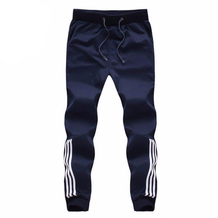 Tapered Harem Sweatpants/Track Trousers