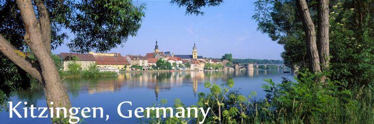 Kitzingen, Germany-