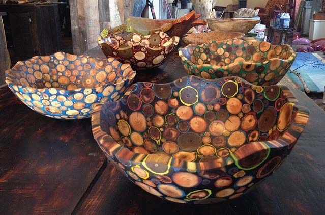Cast Wood Art : Best images about wood turning resin on pinterest ash