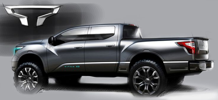 2016-Nissan-Titan-Poster1.jpg 1,920×884 pixels #Nissan #Titan Wheels Rims…