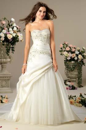 my wedding dress style?