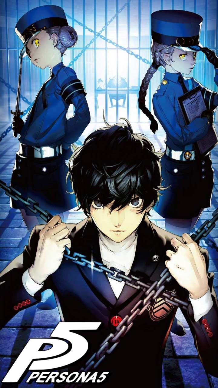 Persona 5 Wallpaper Phone Backgrounds Free Download For Android Mobile In 2020 Persona 5 Joker Persona 5 Persona